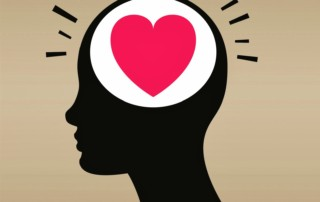 What is the blance between the heart and head in philanthropy